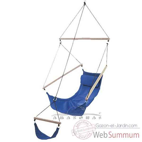 Video Hamac fauteuil Swinger Blue - AZ-2030500