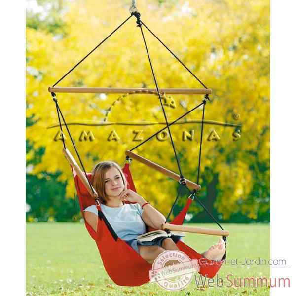 Video Hamac fauteuil Swinger Red - AZ-2030520
