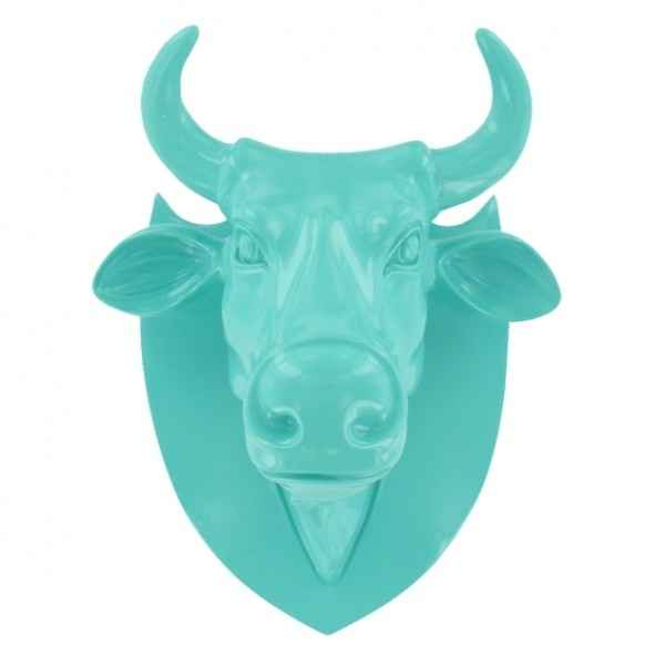 Vache tete mint Art in the City -80986