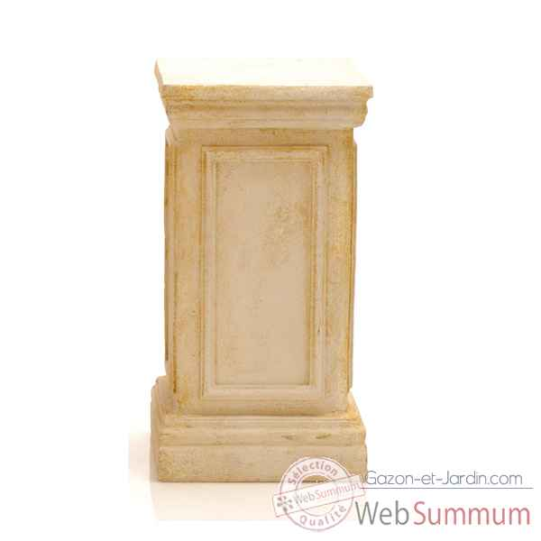 Piedestal et Colonne-Modele York Podest, surface granite-bs1001gry