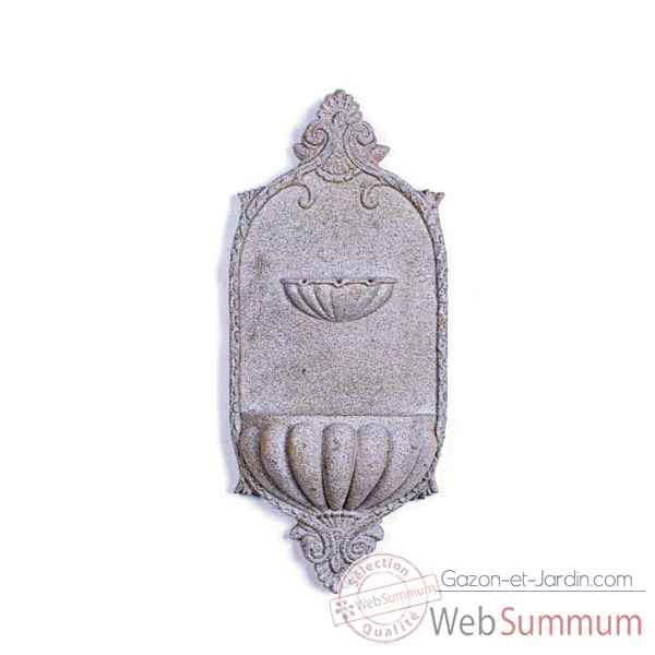 Fontaine-Modele Michellini Wall Fountain, surface gres-bs3128sa