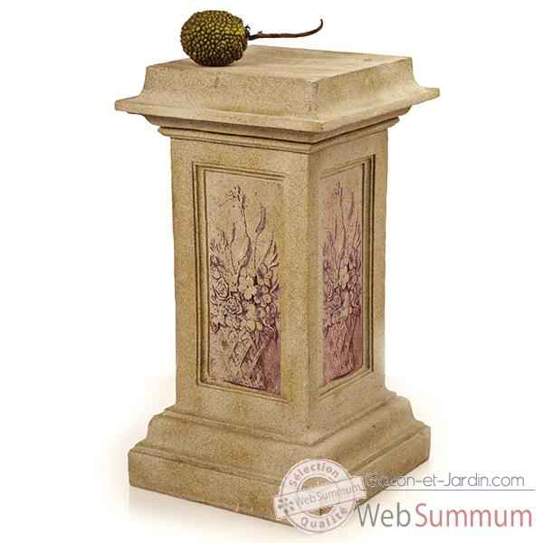 Video Colonne et Piedestal Spring Pedesta, granite -lbs1027gry