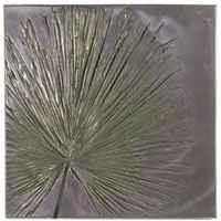 Decoration murale Anahaw Wall Plaque, aluminium -bs3235alu