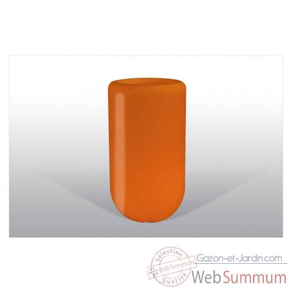 Pot fleu pill 90 cm orange Bloom -BLOOM34