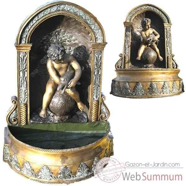 fontaine murale en bronze de d 233 coration bronze web summum dans bronze de fontaine