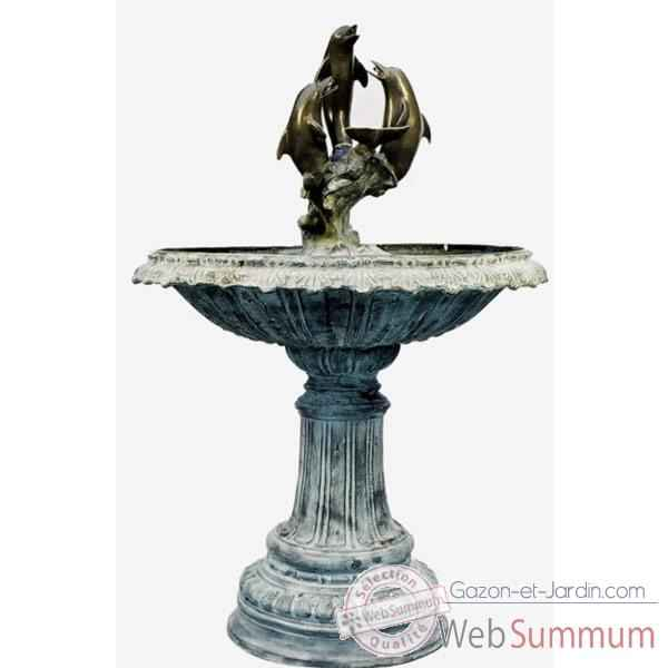Fontaine Vasque en bronze -BRZ471