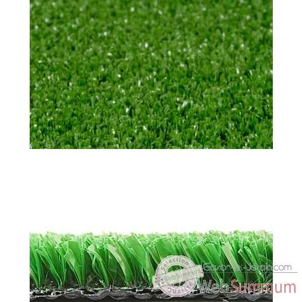 Gazon synthetique GardenGrass sans remplissage -Economy_S