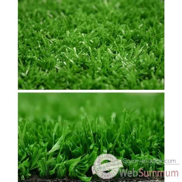 Gazon synthetique GardenGrass sans remplissage -Home_Plus