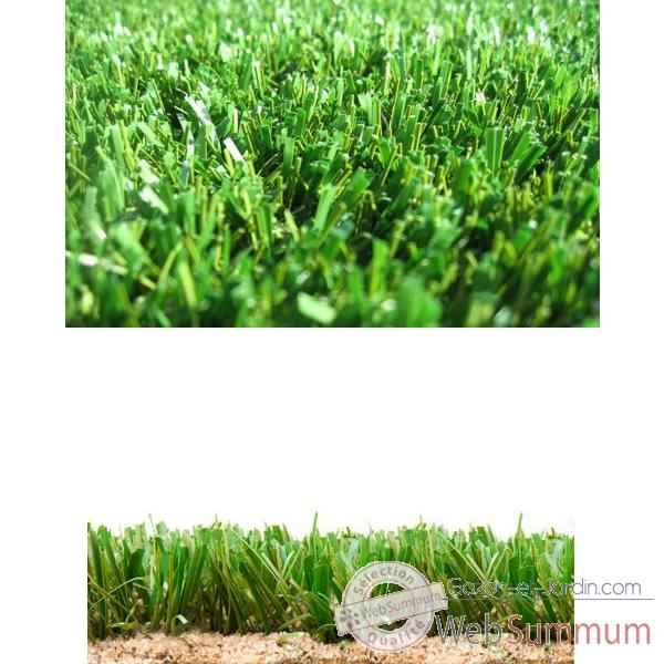 Gazon synthetique GardenGrass option remplissage -Natural_Plus