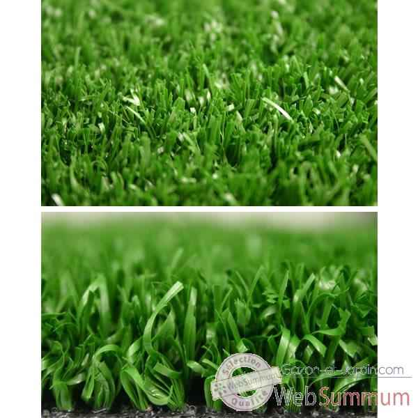 Gazon synthetique GardenGrass sans remplissage -Terrazzo