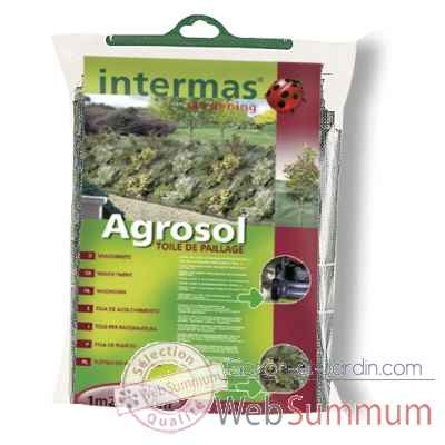 Agrosol (toile de paillage) 100g/m² Intermas 135105