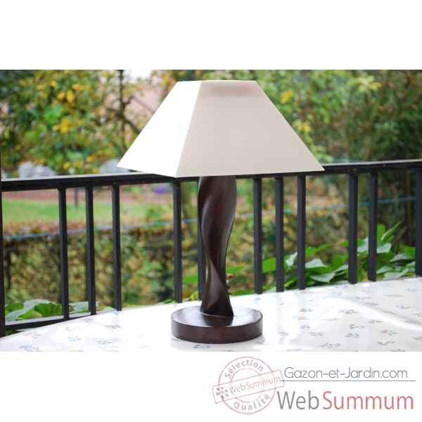 lampe solaire dans am nagement jardin sur gazon et jardin. Black Bedroom Furniture Sets. Home Design Ideas