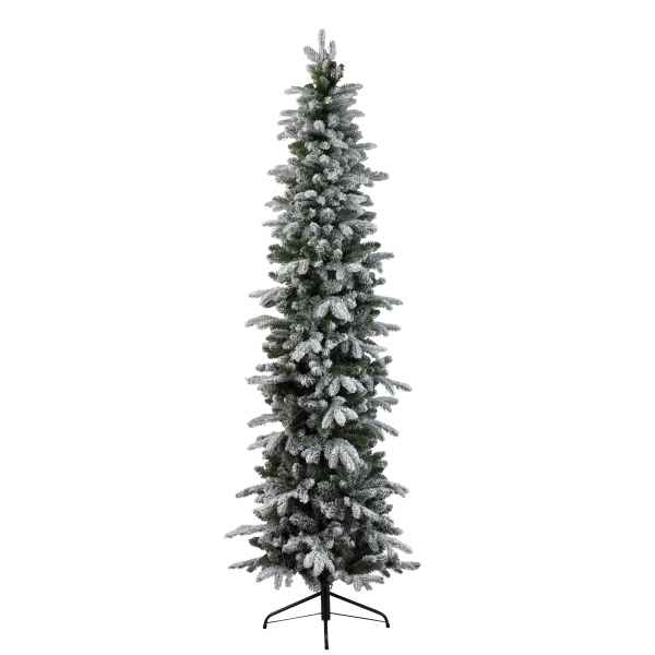 Sapin enneigé vienna pencil 180 cm Everlands -NF -688741
