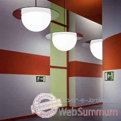 Lampe ronde a suspendre Day Color Moonlight -dlc350110