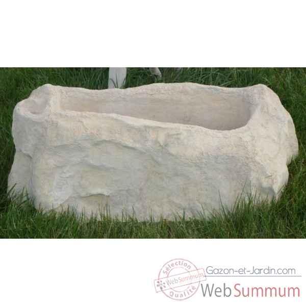 Achat de rochers sur gazon et jardin for Rocher decoratif pour jardin