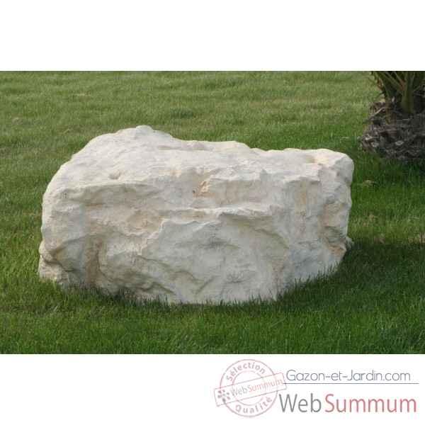 Achat de rocher sur gazon et jardin for Achat gazon