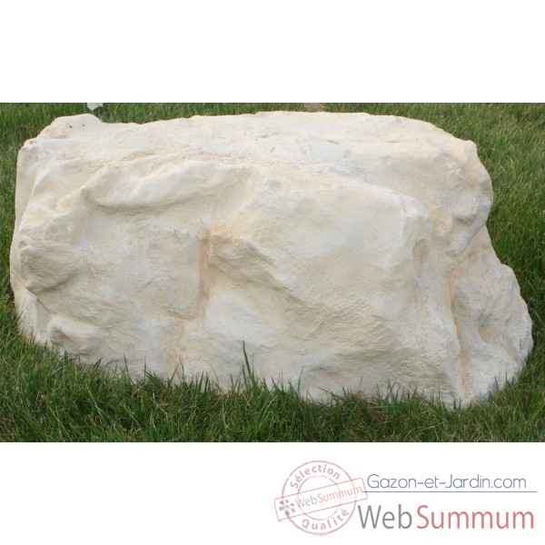 Rocher a poser pour s 39 assoir rochers diffusion de - Rocher decoratif pour jardin ...