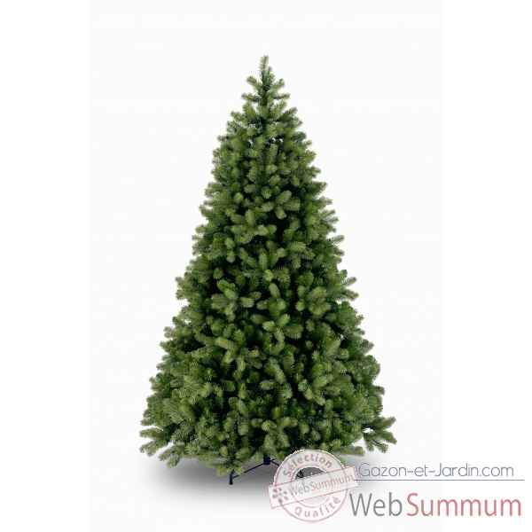Sapin poly bayberry spruce hinged h243cm Van der Gucht -31HPEBY80